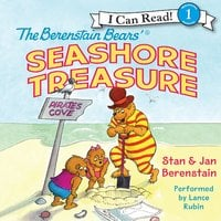 The Berenstain Bears' Seashore Treasure - Jan Berenstain, Stan Berenstain