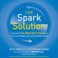 The Spark Solution - Becky Hand, Stepfanie Romine, Meg Galvin, Nicole Nichols