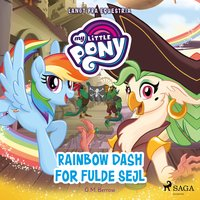 My Little Pony - Langt fra Equestria - Rainbow Dash for fulde sejl - G.M. Berrow