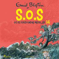 S.O.S og de forsvundne medaljer - Enid Blyton