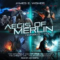 The Aegis of Merlin Omnibus Vol. 1 - James E. Wisher