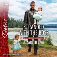 Stranded with the Boss - Elizabeth Lane