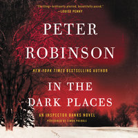 In the Dark Places - Peter Robinson