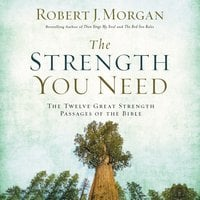 The Strength You Need: The Twelve Great Strength Passages of the Bible - Robert J. Morgan