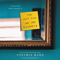 The Last Time We Say Goodbye - Cynthia Hand