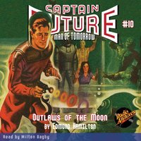 Captain Future #14 Worlds to Come