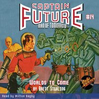 Captain Future #20 The Solar Invasion - Manly Wade Wellman