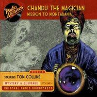 Chandu, the Magician: Volume 5 – The Return of Roxor - Mutual-Don Lee