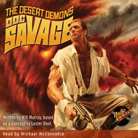 Doc Savage – The Desert Demons