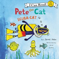 Pete the Cat: Scuba-Cat - James Dean
