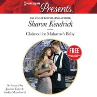 Claimed for Makarov's Baby - Sharon Kendrick, Amanda Cinelli