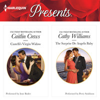 Castelli's Virgin Widow & The Surprise De Angelis Baby - Caitlin Crews, Cathy Williams