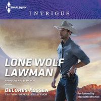 Lone Wolf Lawman - Delores Fossen