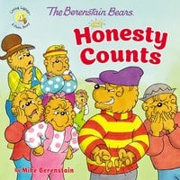 The Berenstain Bears Honesty Counts - Mike Berenstain