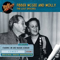 Fibber McGee and Molly: The Lost Episodes – Volume 1 - Don Quinn
