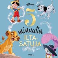 Disney 5 minuutin iltasatuja - Disney