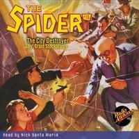The Spider #16 The City Destroyer - Grant Stockbridge