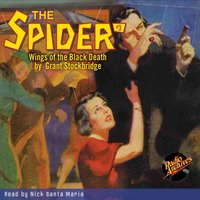 The Spider #3 Wings of the Black Death - Grant Stockbridge