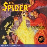 The Spider #31 The Cholera King - Grant Stockbridge