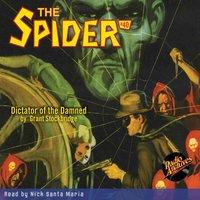The Spider #40 Dictator of the Damned - Grant Stockbridge