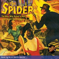 The Spider #46 The Man Who Ruled in Hell - Grant Stockbridge