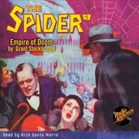 The Spider #5 Empire of Doom - Grant Stockbridge