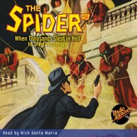 The Spider #56 When Thousands Slept in Hell - Grant Stockbridge