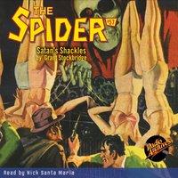 The Spider #57 Satan's Shackles - Grant Stockbridge