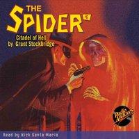 The Spider #6 Citadel of Hell - Grant Stockbridge