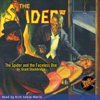 The Spider #74 The Spider and the Faceless One - Grant Stockbridge