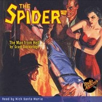 The Spider #79 The Man from Hell - Grant Stockbridge