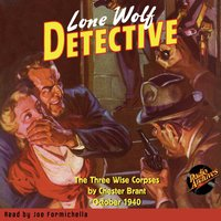 Lone Wolf Detective October 1940 - Author Various