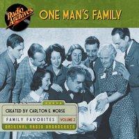 One Man's Family, Volume 2 - Carlton E. Morse