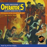 Operator #5 #18 Invasion of the Crimson Death Cult - Curtis Steele