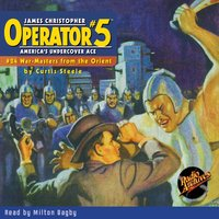 Operator #5 #24 War-Masters from the Orient - Curtis Steele