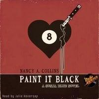 Paint It Black - Nancy A. Collins