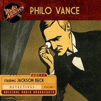 Philo Vance, Volume 1 - Fredrick W. Ziv