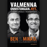 Valmenna onnistumaan. NYT - Ben Furman, Mika D. Rubanovitsch