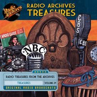 Radio Archives Treasures, Volume 28 - Various Authors