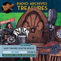 Radio Archives Treasures, Volume 44 - Various authors