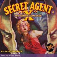 Secret Agent X #15 The Corpse Cavalcade - Brant House