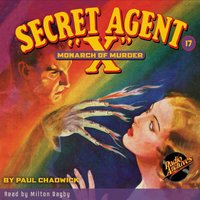 Secret Agent X #17 Monarch of Murder - Brant House