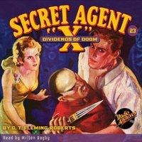 Secret Agent X #23 Dividends of Doom - Brant House