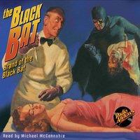 The Black Bat #1 Brand of the Black Bat - G. Wayman Jones