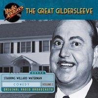 The Great Gildersleeve, Volume 2 - NBC Radio