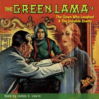 The Green Lama #4 The Clown Who Laughed & The Invisible Enemy - Richard Foster