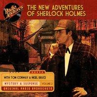 The New Adventures of Sherlock Holmes, Volume 2 - Anthony Boucher