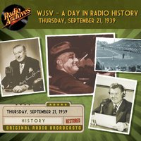 WJSV: A Day in Radio History - CBS Radio