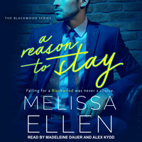 A Reason To Stay - Melissa Ellen