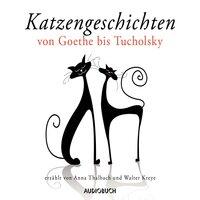 Katzengeschichten von Goethe bis Tucholsky - Johann Wolfgang von Goethe, Kurt Tucholsky